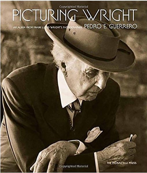 Picturing Wright BookCover