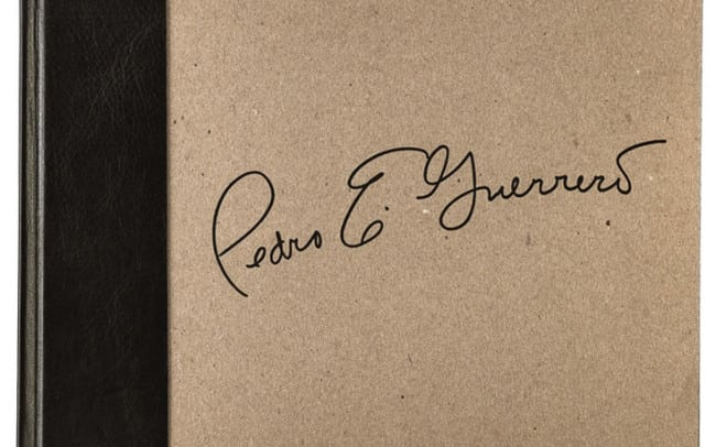 Pedro E Guerrero _Limited Edition Book